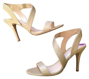 Nine West Perfect Nude Sandal Wedding Shoes