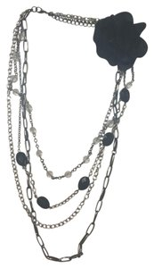 The Limited layered necklace