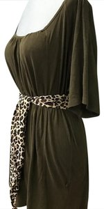French Connection short dress brown on Tradesy