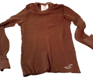 Hollister Thermal Shirt Thermal Thermal Shirt Sweater