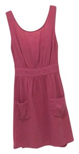 Urban Outfitters short dress pink on Tradesy