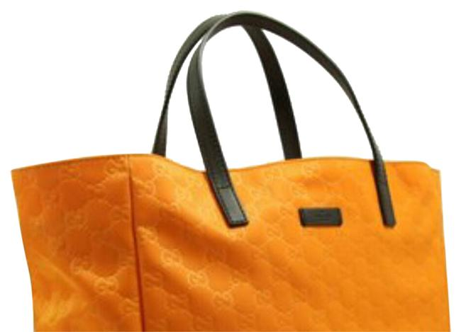Item - Orange Nylon Tote