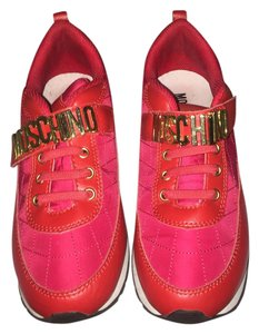 Moschino Red Athletic