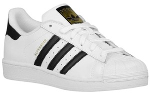 adidas White/Black Athletic