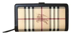 Burberry Burberry Haymarket Check Continental Wallet