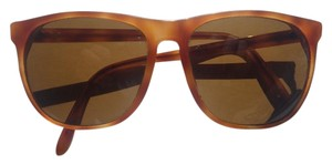 Vuarnet Sunglasses Ski Amber Glass Lens Light Tortoise France