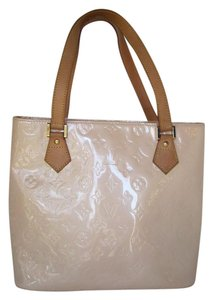 Louis Vuitton Vernis Leather Tote in PINK