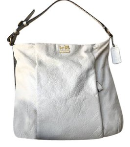 Coach Leather Isabelle Hobo Bag
