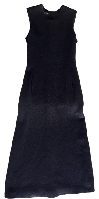 Black Maxi Dress by Marc Jacobs Full Length Vintage Mohair