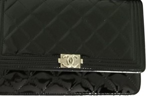 Chanel Boy Woc Wallet On Chian Cross Body Bag