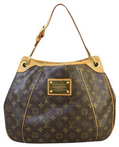 Louis Vuitton Lv Monogram Galliera Pm Canvas Hobo Bag