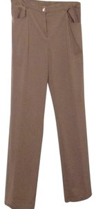 St. John Straight Pants taupe