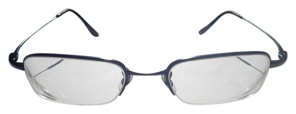 ray ban half rim glasses