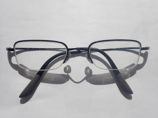 Ray-Ban RB 7513 Eyeglasses/Sunglasses Frame Black Half Rim