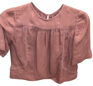 Isabel Marant Top rose