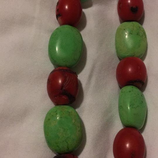 Other Rustic Beaded Necklace