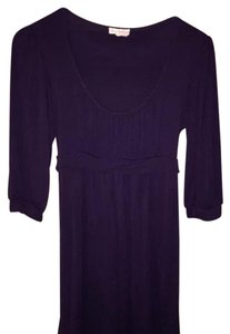 One Clothing short dress purple on Tradesy