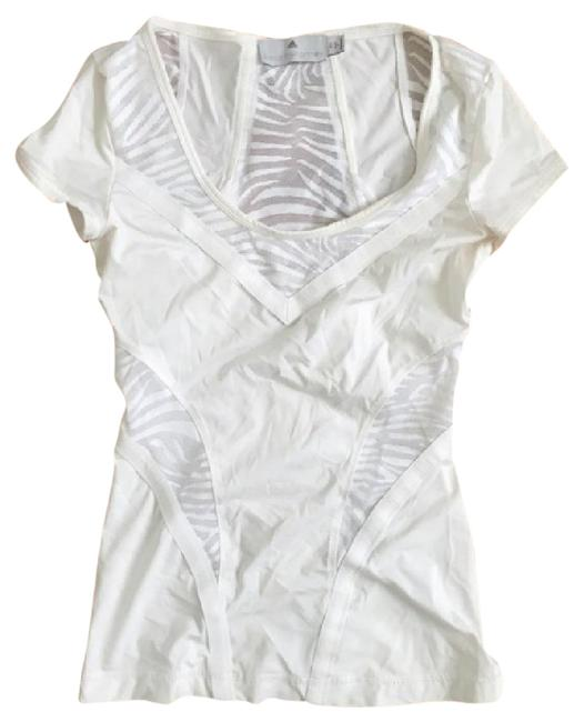 Preload https://img-static.tradesy.com/item/20727987/stella-mccartney-white-for-adidas-with-lace-insets-tee-shirt-size-2-xs-0-1-650-650.jpg