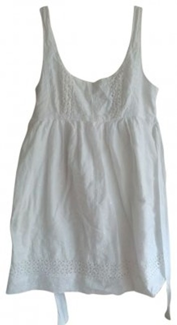 Preload https://item4.tradesy.com/images/forever-21-white-cotton-summer-above-knee-short-casual-dress-size-8-m-20728-0-0.jpg?width=400&height=650