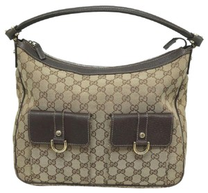 Gucci Abbey Vintage Jackie Classic Tote Shoulder Bag