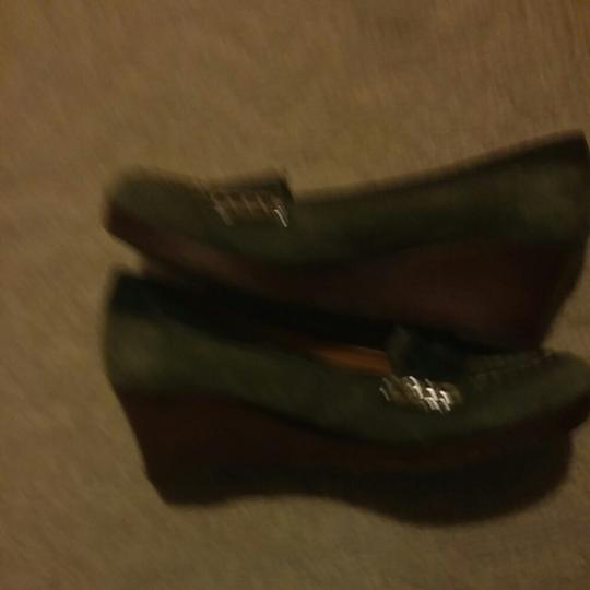L.L.Bean Green Wedges
