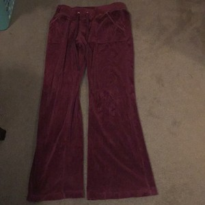 Arizona Jean Company Boot Cut Pants Red