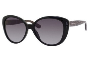 Jimmy Choo TITA/S Cateye Sunglasses with Animal Print Arm