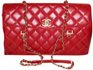 Chanel Classic Flap Misia Camera Shoulder Bag