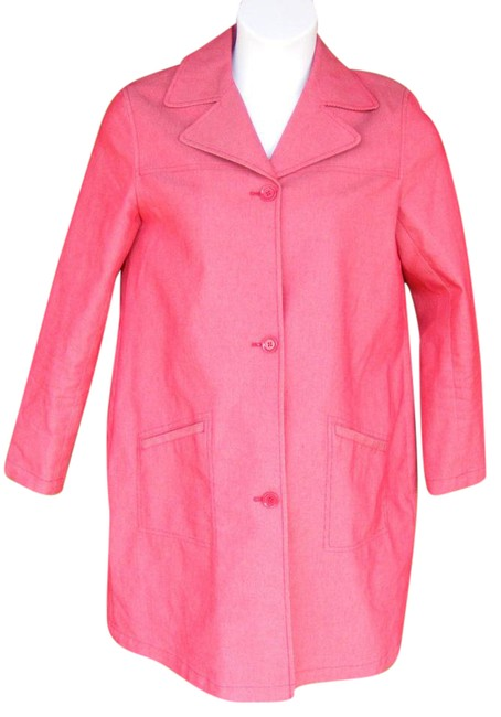Preload https://img-static.tradesy.com/item/20728495/old-navy-red-lightweight-trench-maternity-outerwear-size-8-m-29-0-1-650-650.jpg