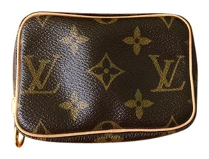 Louis Vuitton Louis Vuitton Monogram Wapity Pochette Pouch
