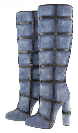 Tom Ford Blue Boots