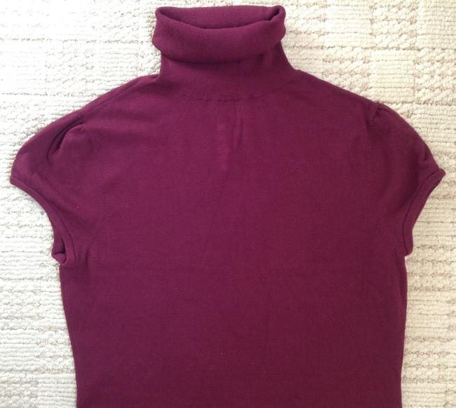 Ann Taylor LOFT 2 for 1 Special Tomato Red Collared Shirt