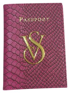 Victoria's Secret travel passport holder