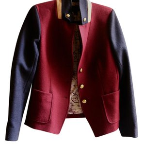 J.Crew Wool Collection Exclusive Multi Blazer