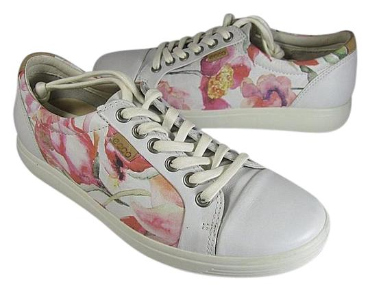 Preload https://img-static.tradesy.com/item/20729074/ecco-white-floral-new-womens-soft-vii-sneakers-leather-lace-sneakers-size-us-8-regular-m-b-0-1-540-540.jpg