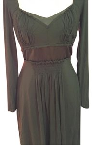 Philosophy di Alberta Ferretti short dress Green on Tradesy