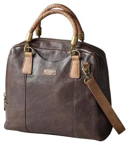 Ellington Satchel in Brown