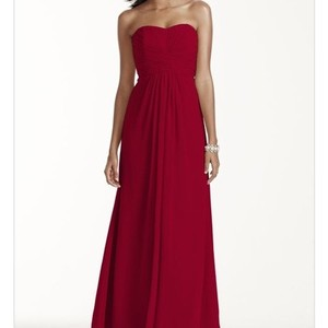 David's Bridal Apple F15555 Dress