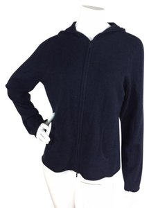 Lord & Taylor Cashmere Hooded Sweater