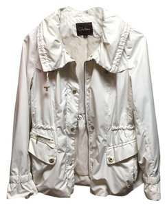 Cole Haan ivory Jacket