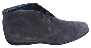Tod's Duster gray Boots