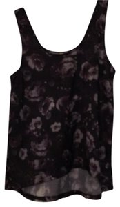 Divided by H&M Top black and purple