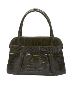 Nancy Gonzalez Nancy Crocodile Shoulder Bag