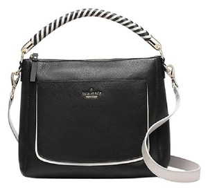 Kate Spade Hobo Small Harris Leather Shoulder Bag