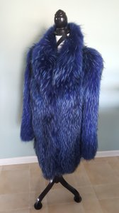 Evans Collection Fur Coat