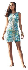 Lilly Pulitzer short dress Lace Shift on Tradesy