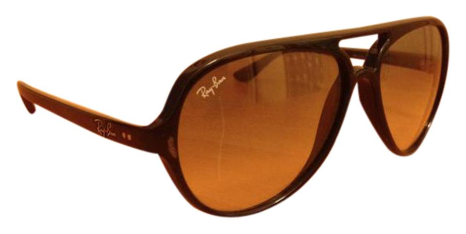 3870af7054 Ray-Ban Rb 4125 Cats 5000 601 32 2n Made In Italy Sunglasses - Tradesy