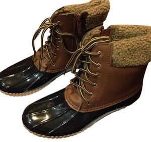 Nature Breeze Tan Boots