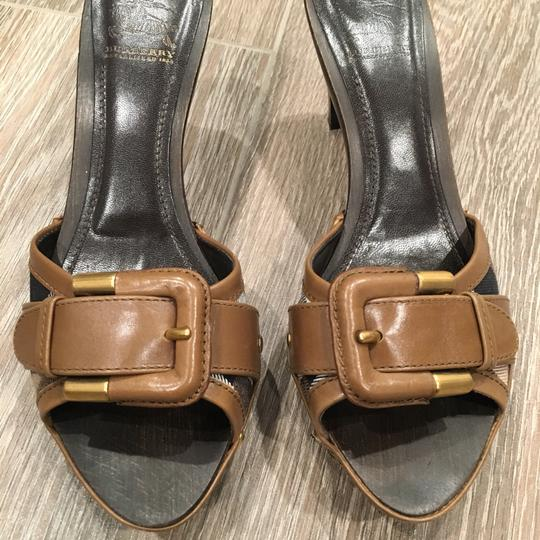 Burberry Platforms