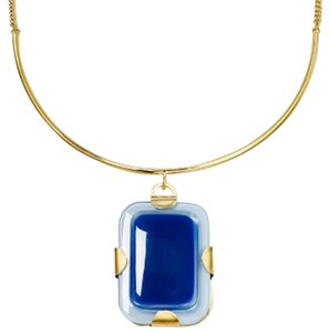 Marc by Marc Jacobs Kandi Gems Choker Necklace